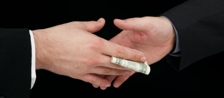 Agenda de Temas en torno a la corrupción