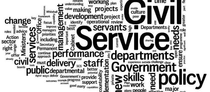 Notas sobre la profesionalización administrativa