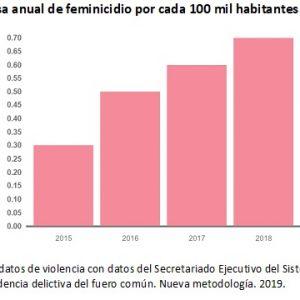 El feminicidio es más visible si generamos buenos datos