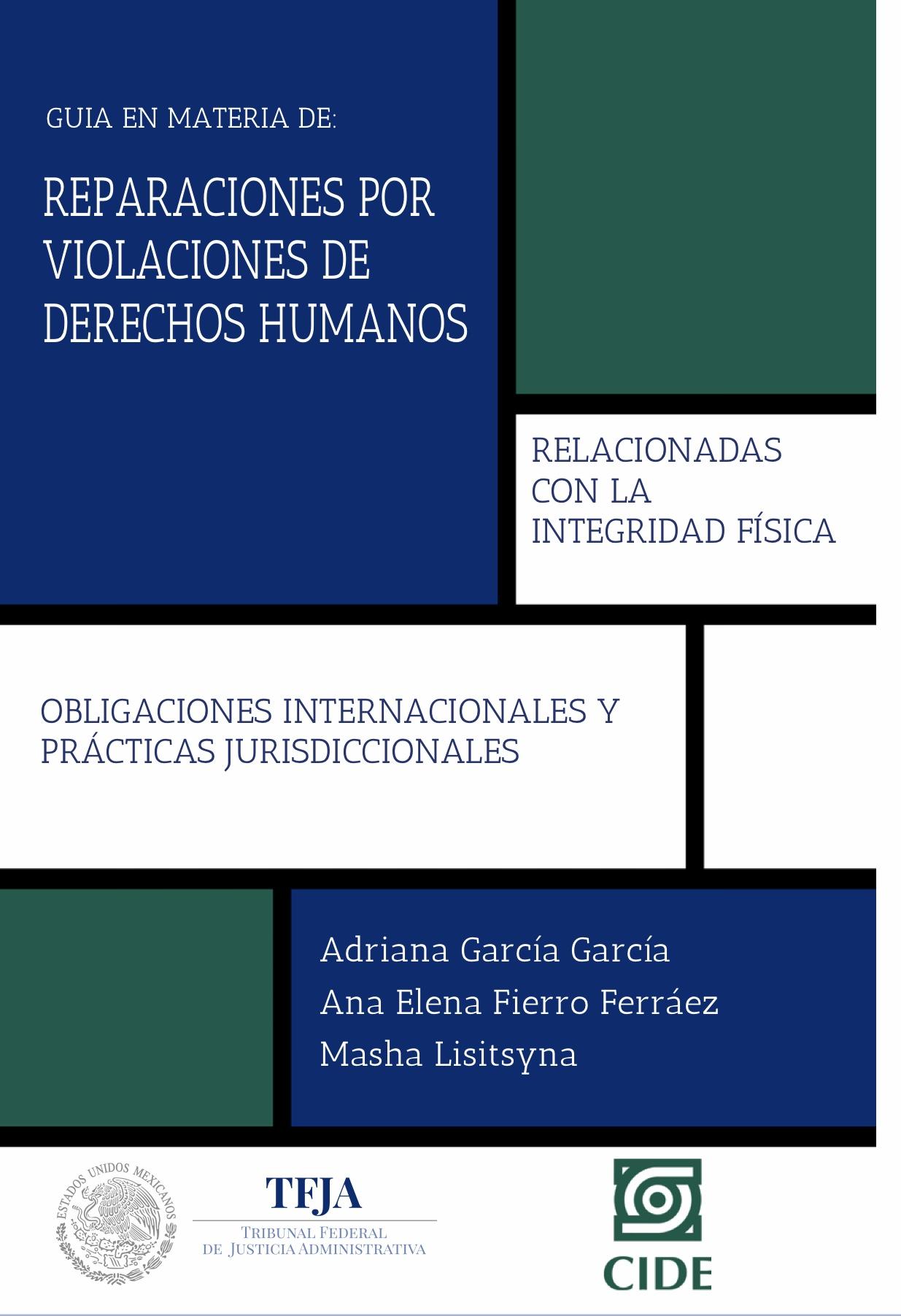 El derecho a la reparación integral como medio de control de las políticas de seguridad y administración de justicia